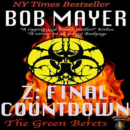 Z: The Green Beret Series audiobook cover art