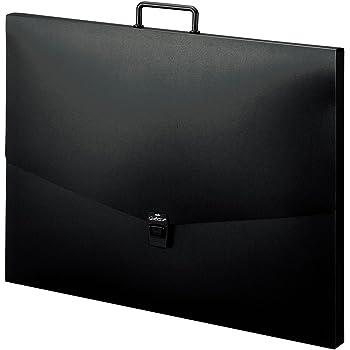 セキセイ ドキュメントファイル アルタートケース 四切 ブラック ART-850