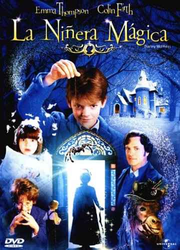 La niñera mágica [DVD]...