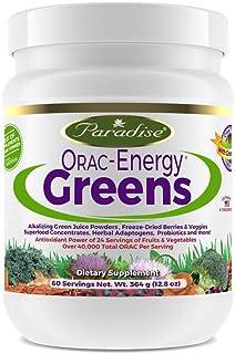 Paradise Herbs Orac Energy Greens -- 12.8 oz