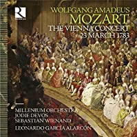 Mozart: the Vienna Concert 23