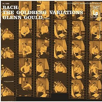 Bach: The Goldberg Variations, BWV 988 (1955 mono) - Gould Remastered