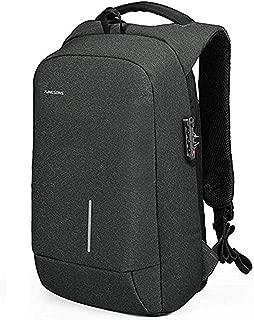 Kingsons Lightweight Slim Travel Laptop Backpack,Business Computer Bag Slim Laptop Bag 15.6