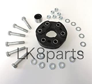 Proper Spec Land Rover Range P38 95-02 Discovery 1 91-95 Discovery 2 99-04 Rubber Rear Propshaft Fixing Ring Kit TVF100010 New