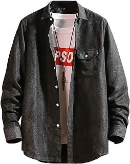 [マノンクローゼット] 8カラー オックスフォードシャツ カラーシャツ カジュアル おしゃれ 秋 メンズ M~2XL