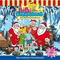 Die Weihnachtsmänner (Bibi Blocksberg 38) Hörbuch