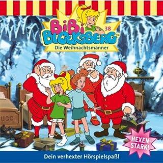 Die Weihnachtsmänner audiobook cover art