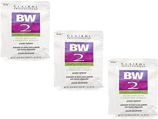 Clairol BW2 Extra Strength Powder Lightener 1 oz (3 Pack) 3 x HC-CRL320830