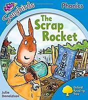 The Scrap Rocketlevel 3 (Oxford Reading Tree)