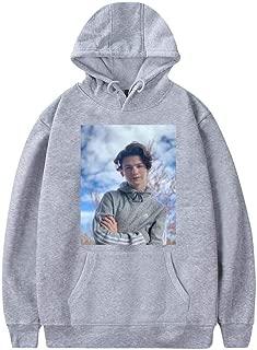 DACURYSSA Payton_Moormeier Flower boy Fashion Adult Cotton Material Hoodie Sweat Shirt for Men