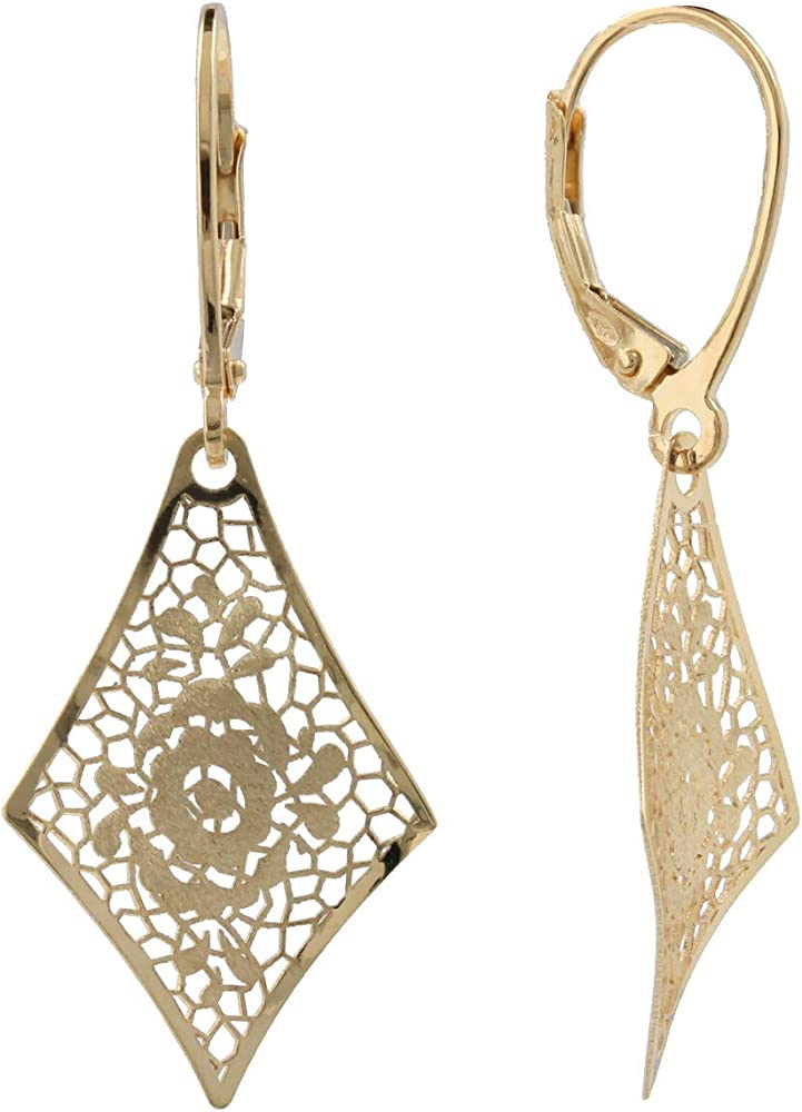 Gioiello italiano - orecchini in oro 14kt da donna 14or0610