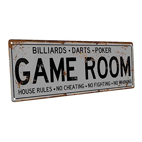 GAME ROOM COMING SOON Banner Sign NEW Larger Size Best Quality for the $$$