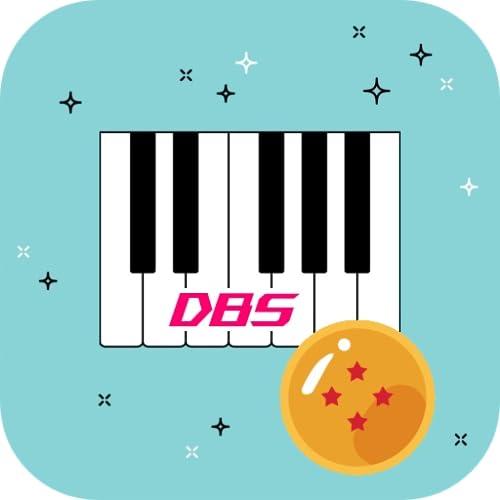 Anime Piano DBS
