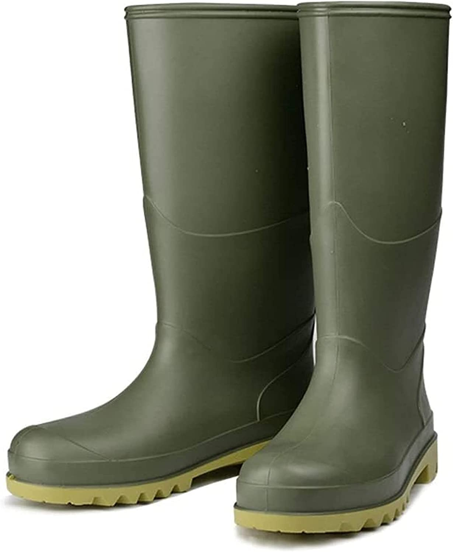 KEKEYANG online shop New popularity Rubber rain Boots High-top Waterproo Rain Women's