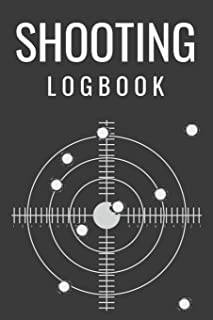Shooting Logbook: Journal for your shooting sessions | notebook 110 pages 6