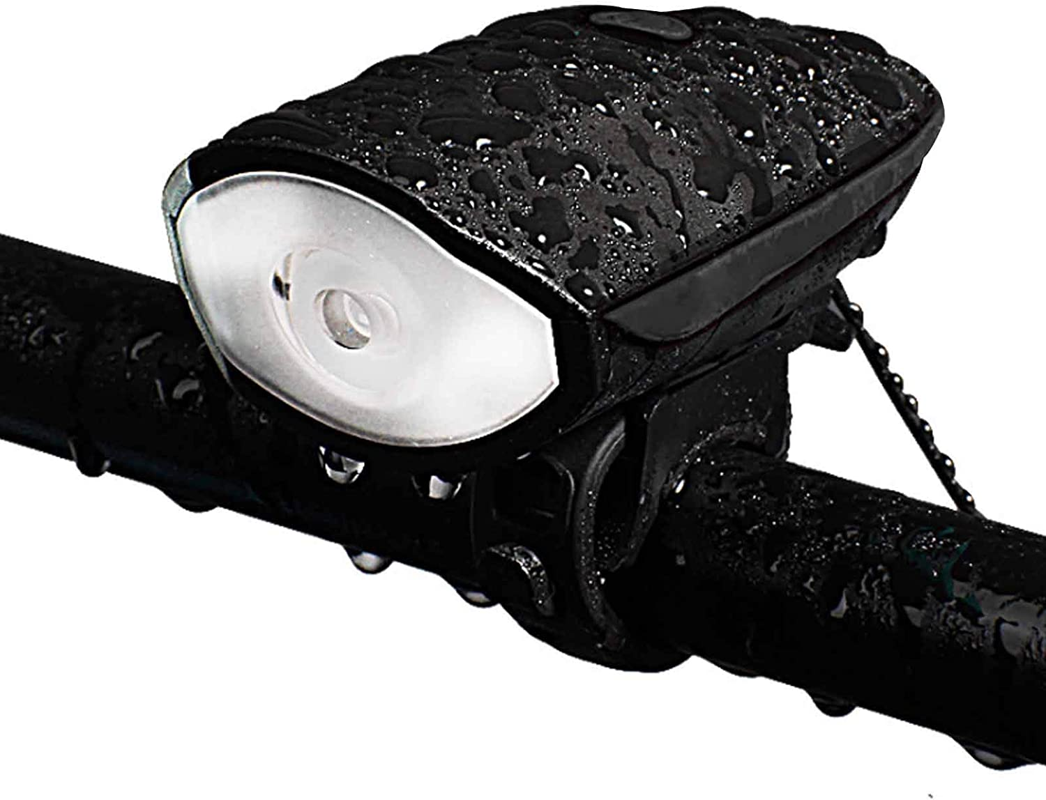 Bicycle Lights with Horn Super sold out Head Bright Year-end gift USB Rechargeable Bike