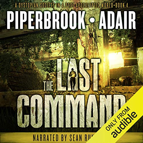Page de couverture de The Last Command