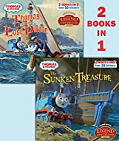 Thomas and the Pirate/ The Sunken Treasure (Thomas & Friends) (Pictureback(R))