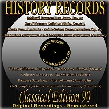 History Records - Classical Edition 90 (Original Recordings - Remastered)