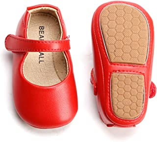baby girl shoes red