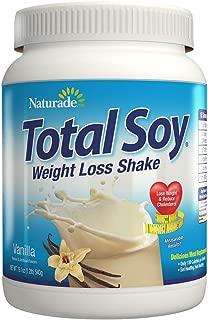 Naturade Total Soy Weight Loss Shake– Vanilla – 19.1 oz (Natural & Artificial)
