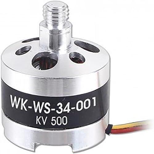 grandes ofertas Xciterc - Motor sin escobillas en sentido antihorario h500 h500 h500 (wk-ws-34-001)  ventas en línea de venta