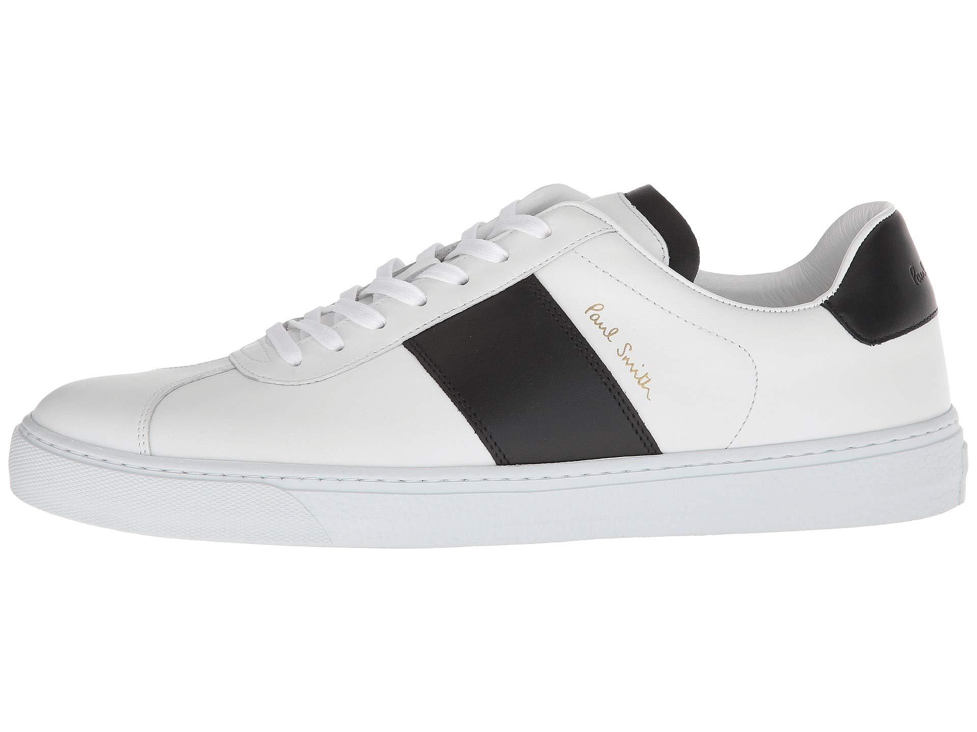 White black Smith Levon Sneaker Paul wxaH6vW4qn