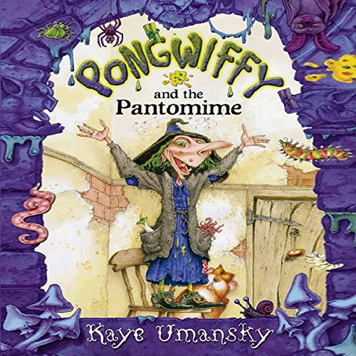 Couverture de Pongwiffy and the Pantomime