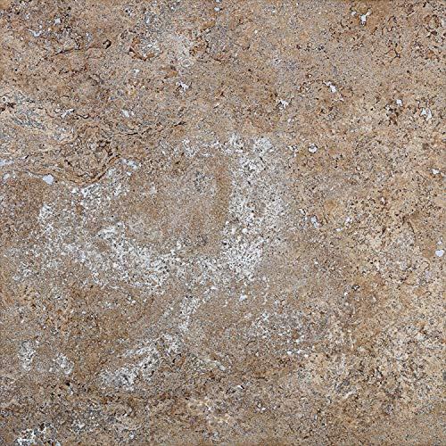 STILISTA® Vinyl Laminat in Steinoptik sand, 36 Fliesen a 457,2mm x 457,2mm = 7,5251 m², rutschfest, wasserfest, schwer entflammbar, schimmelbeständig
