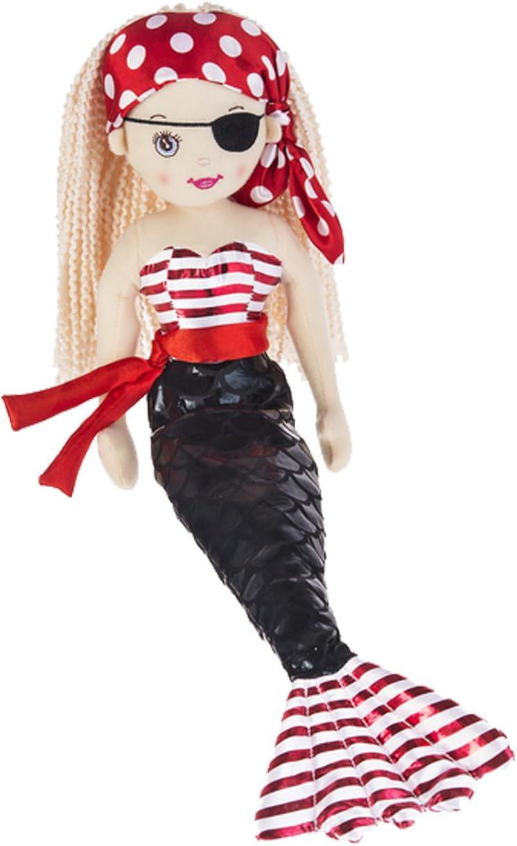 "Mermaid Doll 18/"" Light Blue Hair Shimmer Cove by Ganz FREE SHIPPING"