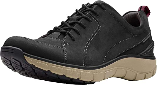 Clarks Women/'s   Wave 2.0 Step Slip On Sneaker