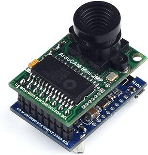 Arducam 2MP Camera Shield Evaluation Kit with Mini Camera Shield with OV2640 2 Megapixels Lens and ESP8266 Nano V2 Board