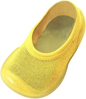 Yasuta Chaussures B/éb/é Chaussons de d/'Eau Plage Piscine Chaussettes Premiers Pas Chaussures de Marche 0-24 Mois 12.7cm