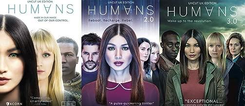 Humans Seasons 1-3.0
