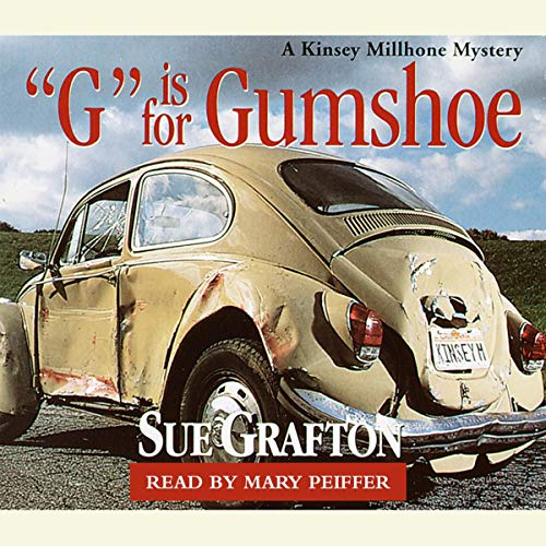 G is for Gumshoe Audiobook By Sue Grafton cover art