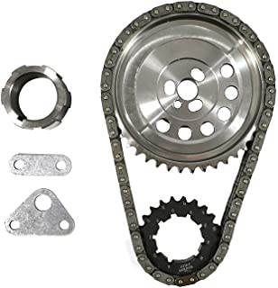 SA Gear 78734R GM V8 4.8L 5.3L 5.7L LS1 LS6 6.0L LS2 Billet Double .250 Roller Timing Set