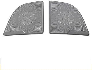 NIUASH Car Interior Audio Speaker Protective Cover,Fit for Tesla Model 3 2019-2021