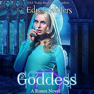 Goddess audiobook cover art