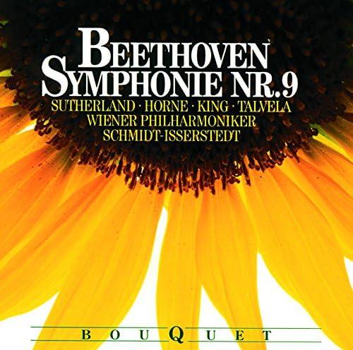 Hans Schmidt-Isserstedt, Wiener Philharmoniker, Wiener Staatsopernchor, Dame Joan Sutherland, Marilyn Horne, James King & Martti Talvela