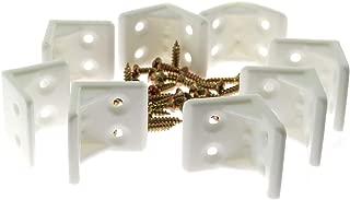Best plastic corner brackets for cabinets Reviews