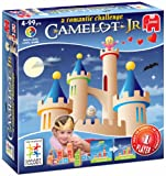 Jumbo 17537 - Smart Games Camelot Junior, Juego de Habilidad de Madera