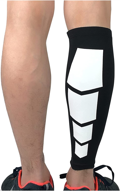 1PCS 5% OFF Men Women Leg Warmers High Calf Boston Mall Compression Sleeve Prot