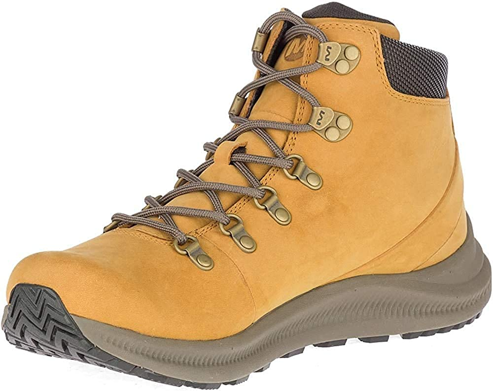 Financial sales sale Merrell National products Women's Ontario Mid Wp Hiking Boot