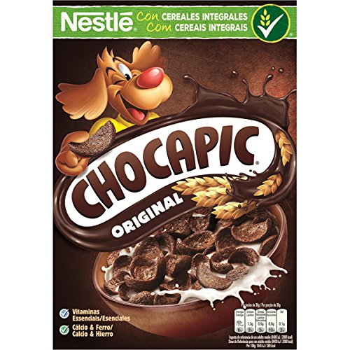 Chocapic PACK DE 15 CAJAS de 375g - Total 5,6KG Cereales de chocolate - Incluyendo envio express 24/48h