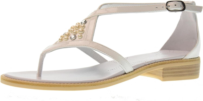 black Giardini shoes Woman Low Sandals flip Flops P805803D   707