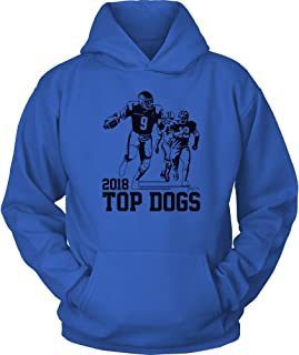 Eagles Hoodie - TOP Dogs - Eagles Winners Shirt - Super Bowl Victory - Big Game Day Shirt