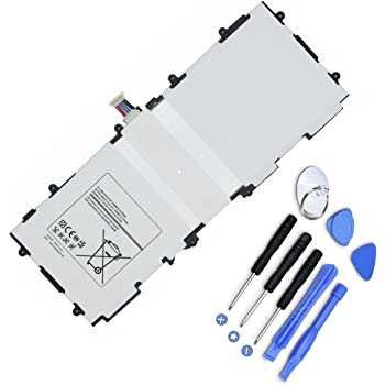 REGNO Unito Batteria per Samsung GT-P5210 AA1D625aS//7-B T4500E 3.8V ROHS