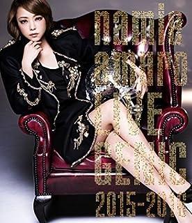 Namie amuro - LIVEGENIC 2015-2016, Japan Blu-ray New japan import J-POP by Avex [並行輸入品]