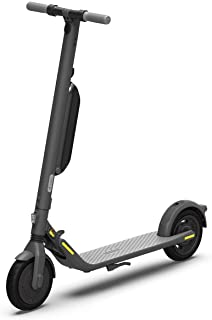 Segway Ninebot E22 E45 Electric Kick Scooter, Upgraded Motor Power, 9-inch Dual Density Tires, Lightweight and Foldable