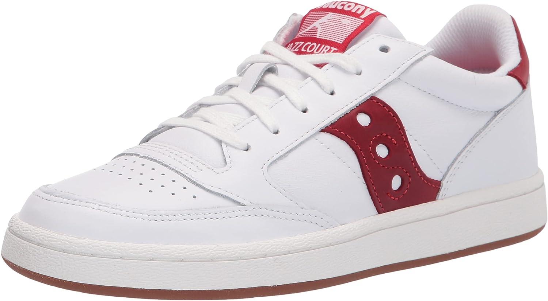Saucony Unisex-Adult Jazz Court Sneakers